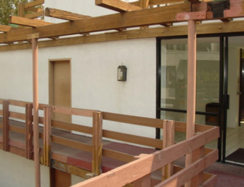 Framing & Railing Repairs – Multi Family Residence (Wilshire Corridor, Ca)